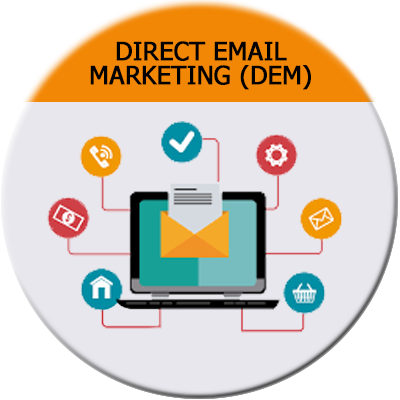 Direct Email Marketing (DEM)