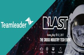 Teamleader insieme a MGvision al Blast Project 2017